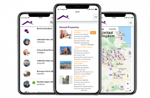 Download the Sourcing Investments Property App